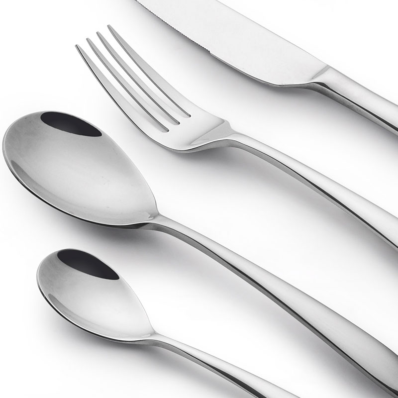 Full stainless cutlery